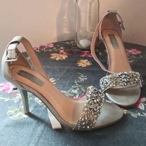 Betsy Johnson Bridal Heels
